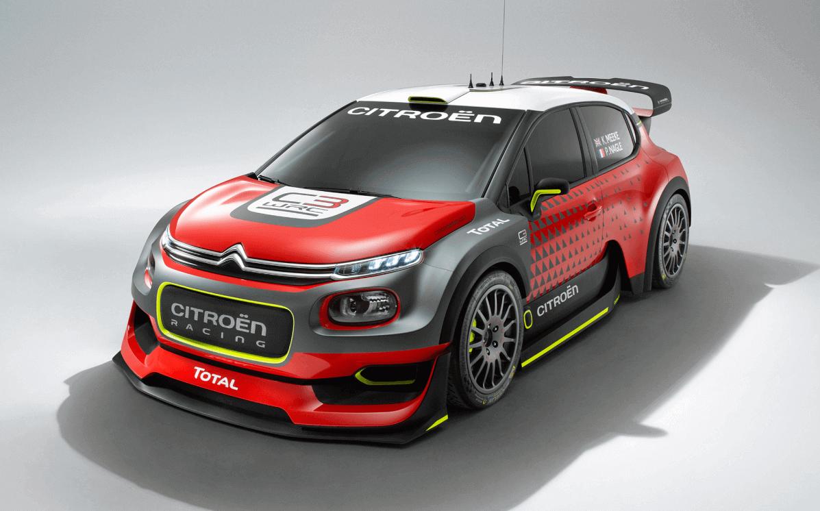 Citroën's WRC Return