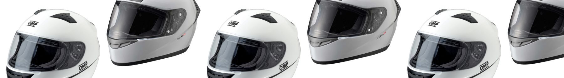 Full Face Track Day Helmets