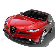 Alfa Romeo Giulia Roll Cages