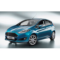 Ford Fiesta Mk6/7 Roll Cages