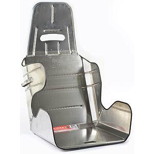 Kirkey Economy Layback Single Rib Aluminium Seat
