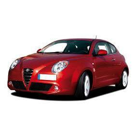 Alfa Romeo Mito Roll Cages