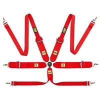 OMP FIA Racing Harnesses