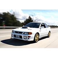 Subaru Impreza GC8 Classic Roll Cages