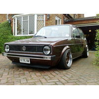VW Golf Mk1 Roll Cages