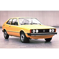 VW Scirocco 04 Mk1/ Mk2 Roll Cages