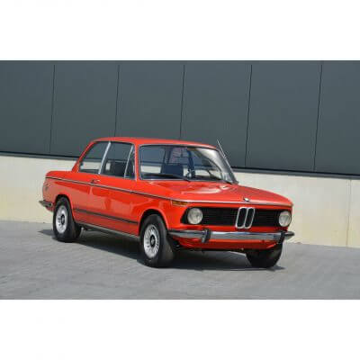 BMW 1602 Roll Cages