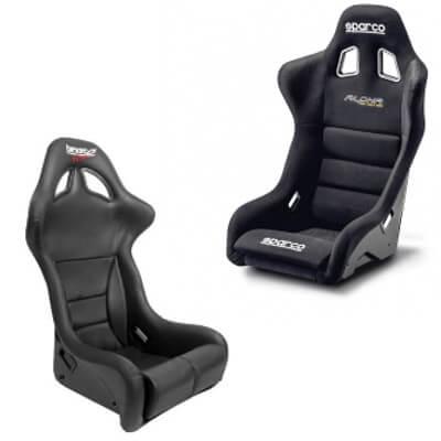 Big and Tall Motorsport Seats