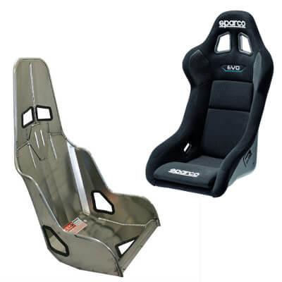 Drag Racing Seats